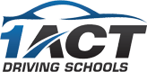 1ACT Driving Schools Logo